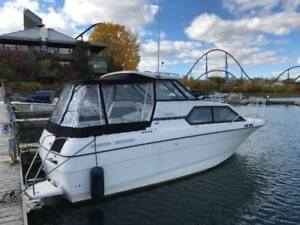 Bayliner Ciera Express 24 Ft V8 12 Person Cruiser WITH PARKING