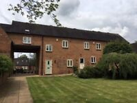 FULLY FURNISHED 2 bedroom property to rent in Allestree, Derby.