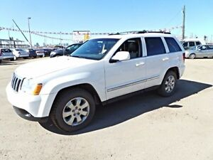 2008 Jeep GRAND CHEROKEE Limited For Sale Edmonton