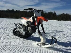 CAMSO Snow Bike Conversion Kits