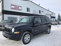 2014 Jeep Patriot North Edition, FWD. Certified, Sale Only $7950 Red Deer Alberta Preview