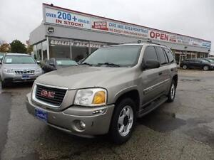 2002 GMC Envoy SLE CERTIFIED E-TESTED WARRANTY AVAILABLE