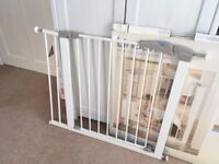 Lindam Stair Gates with extentions