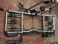 Bike rack Thule 4 Cycle rack.