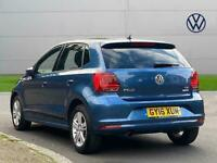 2016 Volkswagen Polo 1.2 Tsi Match 5Dr Dsg Auto Hatchback Petrol Automatic