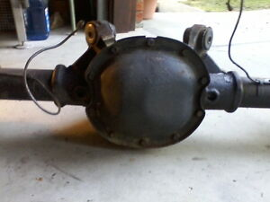 3:55 POSI REAR AXLE -10 BOLT