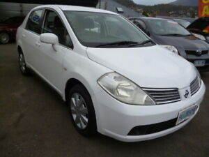 2006 Nissan Tiida ST New Town Hobart City Preview