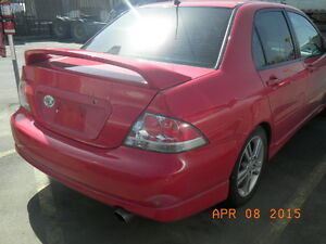 2006 LANCER RALLY FOR PARTS