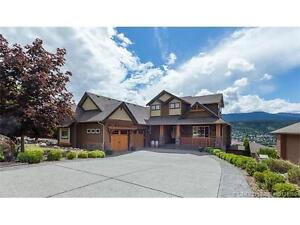 596 Mt Thor Drive, Coldstream BC - Fabulous Craftsman Style Home