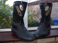 SIDI Motorbike boots