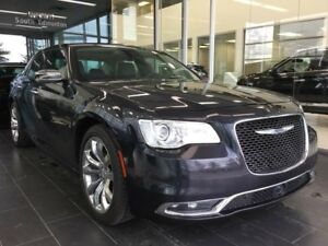 2016 Chrysler 300 C, HEATED/COOLED LEATHER, ACCIDENT FREE