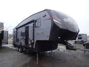 Roulotte a sellette ( Fifth Wheel ) 30''