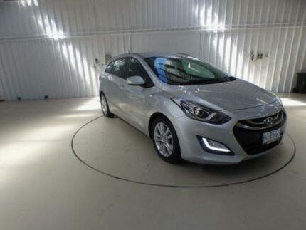 2013 Hyundai i30 GD Tourer Active 1.6 GDi Silver 6 Speed Automatic Wagon Devonport Devonport Area Preview