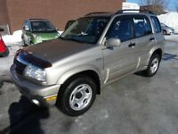 Suzuki Grand Vitara JX V6 4X4 Automatique 2002