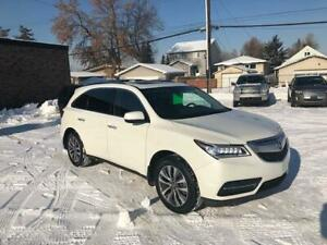 2014 Acura MDX TCHENTSH-AWD 4dr Tech/Entertainment Pkg