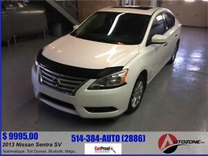 2013 Nissan Sentra SV/Toit Ouvrant/Bluetooth/Luxury Package...