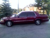 2003 Mercury Grand Marquis chrome Sedan