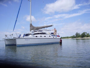 PDQ 32 Cruising Catamaran  -Immaculate Condition!