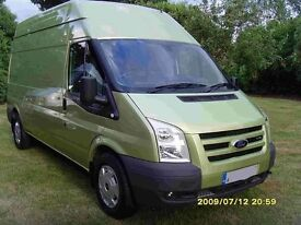 URGENT MAN & VAN REMOVAL PIANO MOVING RENT HIRE LUTON DRIVER BIKE MOVER HOUSE RUBBISH DUMP CLEARANCE