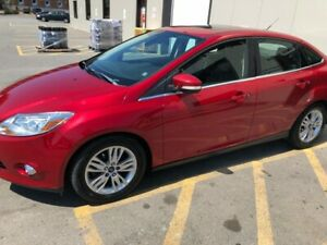 2012 Ford Focus SEL - Loaded with Features, only 60,000KM!