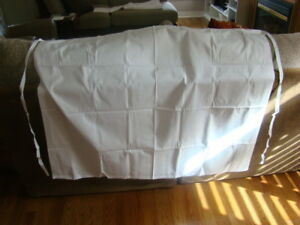 CHEF APRONS $2 - WHITE, BRAND NEW! 100 AVAILABLE