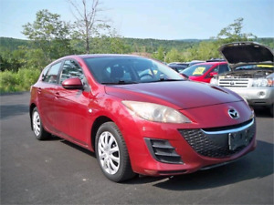Great 2010 MAZDA 3. HATCHBACK.  NEW MVI.