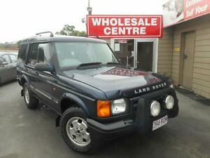 2001 Land Rover Discovery TD5 (4x4) Blue 5 Speed Manual 4x4 Wagon Edgeworth Lake Macquarie Area Preview