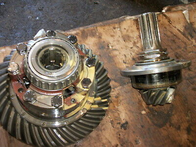 Fordson Tractor Original Oem Super Major Diesel Ring Gear And Pinion