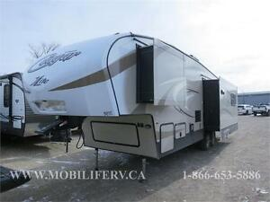 *COUGAR FIFTH WHEEL FOR SALE*GORGEOUS COUPLES UNIT*