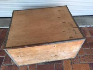 PACKING BOX ( made of pine)  - suitable for storing goods Samford Valley Brisbane North West Preview