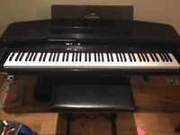 Yamaha Clavinova CVP 55 Digital Piano Keyboard