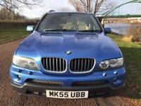 2005 55 BMW X5 3.0 D SPORT 5D 215 BHP DIESEL