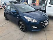 2015 Hyundai i30 GD4 Series II MY16 Active Blue 6 Speed Sports Automatic Hatchback Maryborough Fraser Coast Preview