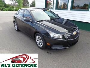2012 Chevrolet Cruze LS+ w/1SB only $109 bi-weekly all in!