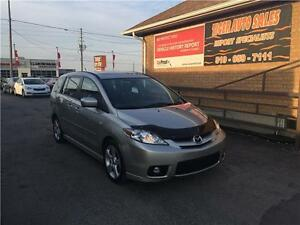 2007 Mazda Mazda5 GT ****ONLY 111KMS****AUTO***** Kitchener / Waterloo Kitchener Area image 1