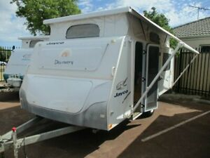 2009 Jayco Discovery Pop Top St James Victoria Park Area Preview