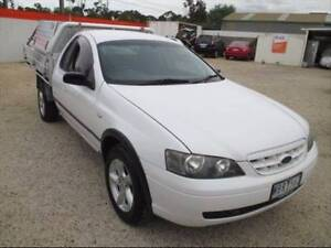 From $49 Per Week* -  2005 Ford Falcon RTV Available on Finance Brunswick Moreland Area Preview