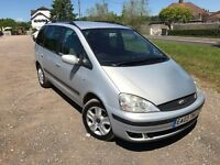 Ford Galaxy 1.9 TDi Ghia 5d*7 SEATERS, MPV,2 OWNERS,PARKING SENSORS,HPI CLEAR,TV SCREEN