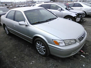 TOYOTA CAMRY (1997/2001  PARTS PARTS ONLY )