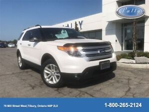 2015 Ford Explorer XLT, Moonroof, 4x4, Leather!!!