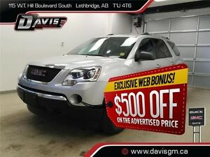 Used 2010 GMC Acadia AWD 4dr SLE1-ROOF RAILS,TRACTION CONTROLS