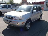 2006 NISSAN X-TRAIL BONAVISTA AWD *** LOW KMS SUNROOF ***