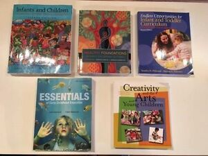 Early Childhood Education Books for Sale Cornwall Ontario image 1