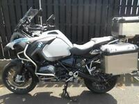 BMW R 1200 GS ADVENTURE TE 2014 *24mth WARRANTY *