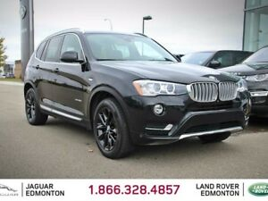 2015 BMW X3 xDrive28d - Local One Owner | 2 Sets of Rims/Tires
