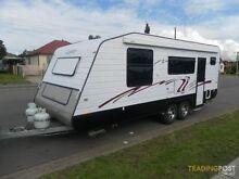 2011 21.6ft Redback Caravan Legacy and tow vehicle Penrith Penrith Area Preview