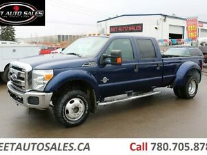 2011 Ford F-450 XLT 4x4 SD Crew Cab 8 ft. box 172 in. WB