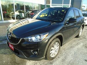 2014 Mazda CX-5 **SUNROOF & BLIND SPOT MONITORING!** GS FWD