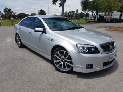 2016 Holden Caprice WN II MY16 V Blade 6 Speed Sports Automatic Sedan Nailsworth Prospect Area Preview