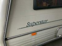 award superstar 4 berth px to clear approx age - Buyer must collect.